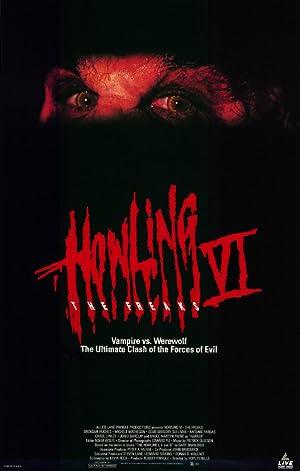 ÜVöLTéS 6. – A KORCSOK – FILMEK – 1991