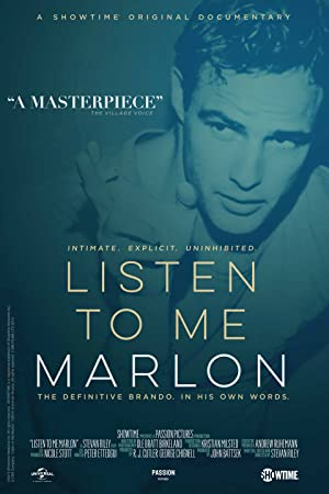 LISTEN TO ME MARLON – FILM – 2015
