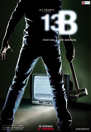 13B: FEAR HAS A NEW ADDRESS – FILME – 2009