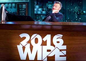CHARLIE BROOKER'S 2016 WIPE – MOVIE – 2016