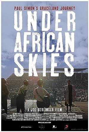 UNDER AFRICAN SKIES – أفلام – 2012