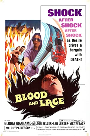 BLOOD AND LACE  – FILME – 1971