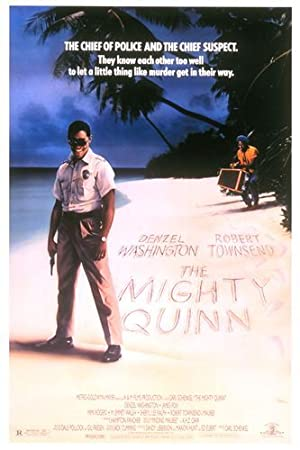 THE MIGHTY QUINN – MOVIE – 1989