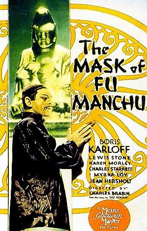 Маска Фу Манчу – Фильм – 1932