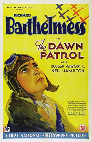 THE DAWN PATROL – أفلام – 1930