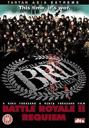BATTLE ROYALE 2 – FILME – 2003