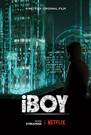 IBOY – FILME – 2017