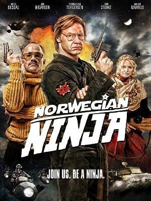 KOMMANDøR TREHOLT & NINJATROPPEN – FILM – 2010