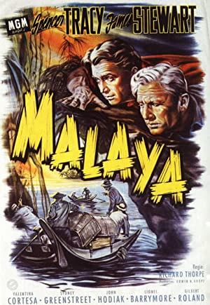 MALAYA – MOVIE – 1949