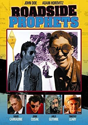 ROADSIDE PROPHETS – MOVIE – 1992