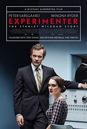 EXPERIMENTER – FILM – 2015