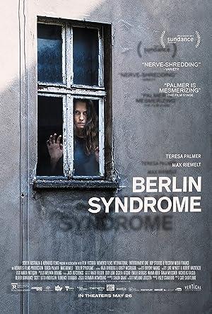 BERLIN SYNDROM – FILME – 2017