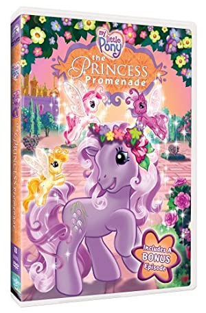 MY LITTLE PONY: THE PRINCESS PROMENADE  – FILME – 2006