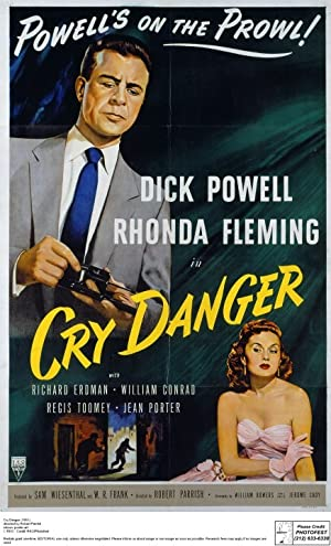 CRY DANGER – MOVIE – 1951