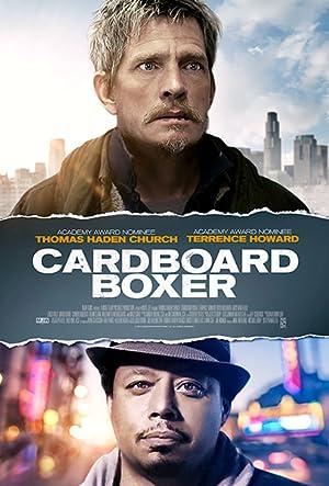 CARDBOARD BOXER – ταινία – 2016