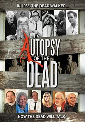 AUTOPSY OF THE DEAD – FILM – 2009