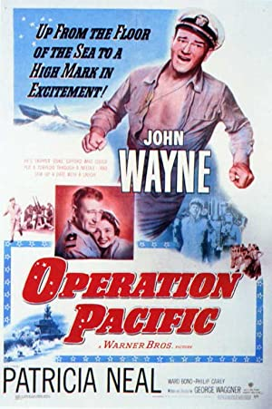 OPERATION PACIFIC – MOVIE – 1951