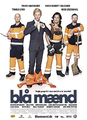 BLå MäN – FILM – 2008