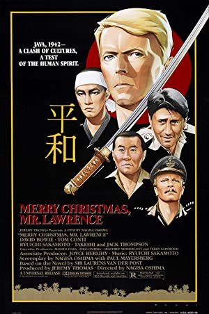 MERRY CHRISTMAS MR. LAWRENCE – MOVIE – 1983