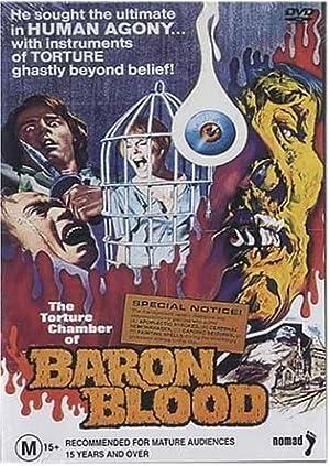 BARãO SANGUINáRIO – FILME – 1972
