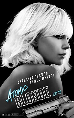 ATOMIC BLONDE – MOVIE – 2017