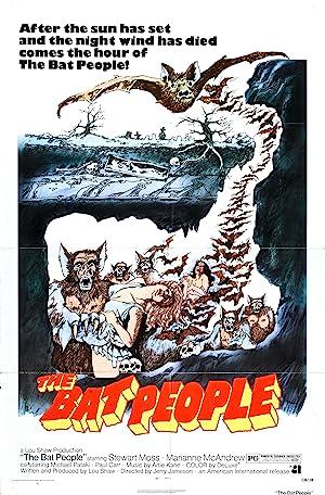 THE BAT PEOPLE – MOVIE – 1974
