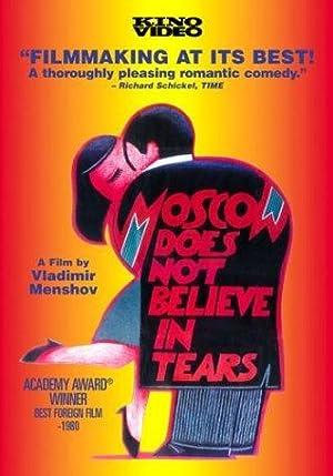 MOSCOU NãO ACREDITA EM LáGRIMAS – FILME – 1980