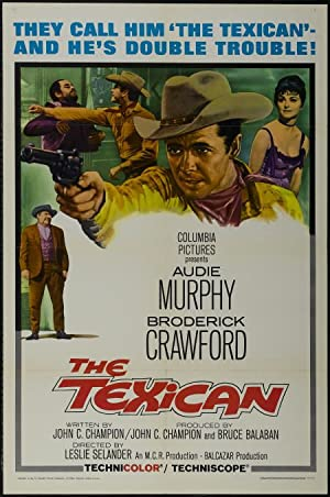 THE TEXICAN – MOVIE – 1966