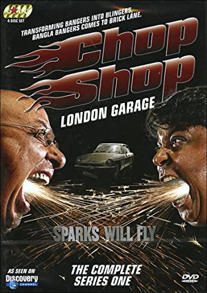 CHOP SHOP LONDON GARAGE – TV SHOW – 2008–