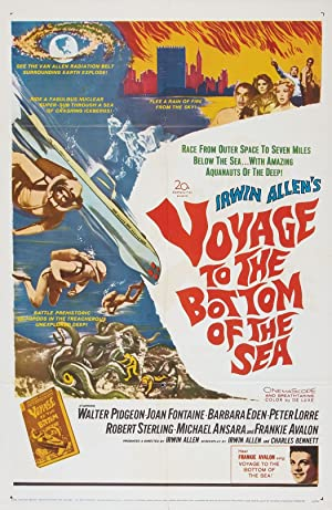 VOYAGE TO THE BOTTOM OF THE SEA – MOVIE – 1961