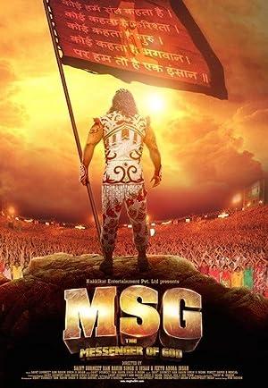 MSG: THE MESSENGER – FILME – 2015