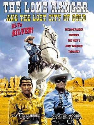 ZORRO E A CIDADE DE OURO PERDIDA – FILME – 1958