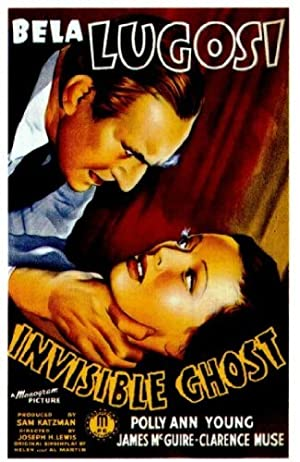 INVISIBLE GHOST – FILM – 1941