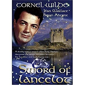 SWORD OF LANCELOT – MOVIE – 1963