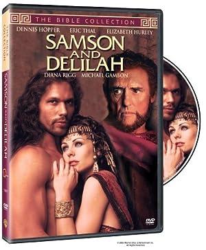 SAMSON AND DELILAH – MOVIE – 1996