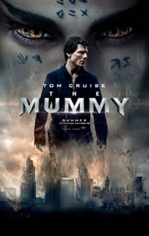THE MUMMY – MOVIE – 2017