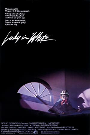 LADY IN WHITE – MOVIE – 1988