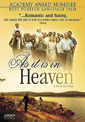 WIE IM HIMMEL – FILM – 2004