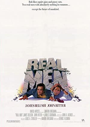 REAL MEN – MOVIE – 1987