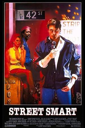 STREET SMART – MOVIE – 1987