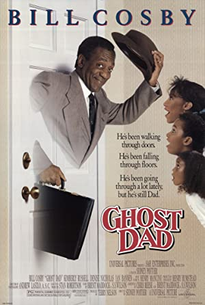 GHOST DAD – MOVIE – 1990