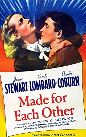 MADE FOR EACH OTHER – أفلام – 1939