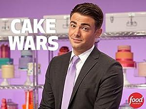CAKE WARS – TV SHOW – 2015–