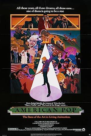 AMERICAN POP – ταινία – 1981