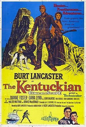 THE KENTUCKIAN – MOVIE – 1955