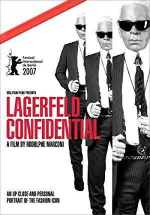 LAGERFELD CONFIDENTIAL – FILMY – 2007