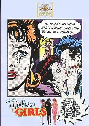 NOWOCZESNE DZIEWCZYNY – FILMY – 1986