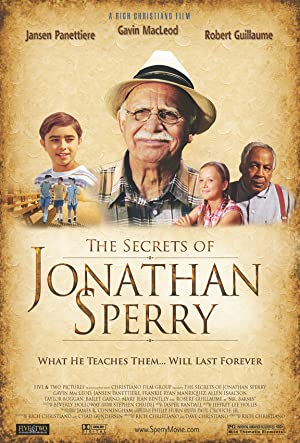 THE SECRETS OF JONATHAN SPERRY – FILMY – 2008
