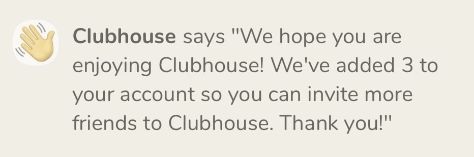 Clubhouse 熱浪來襲 6