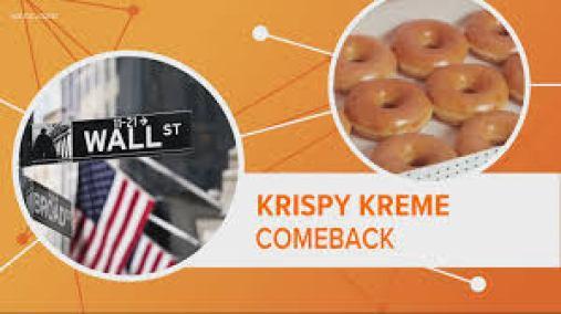 Krispy Kreme 要 2 度以「DNUT」上市 5